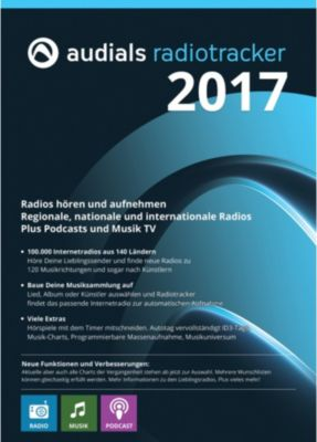 Avanquest Software Audials Radiotracker 2017