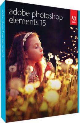 Adobe Software Photoshop Elements 15