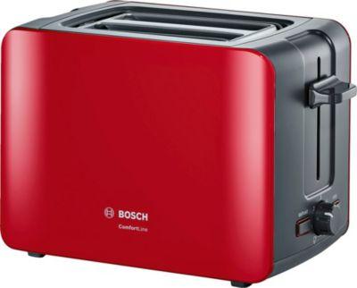 Toaster Kompakt-Toaster TAT6A114 ComfortLine