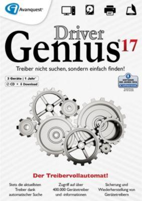 Avanquest Software Driver Genius 17