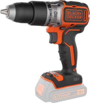 BLACK+DECKER Schlagbohrschrauber Akku-Schlagbohrschrauber BL188N, 18Volt | Baumarkt > Werkzeug > Bohrer und Schrauber | Black & Decker