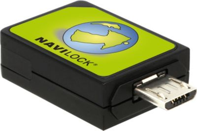 Navilock GPS-Empfänger NL-650US Micro USB