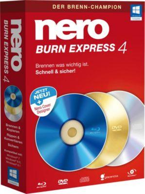 Nero Software BurnExpress 4