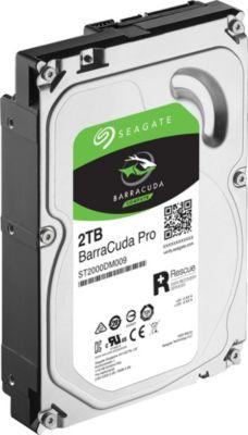 Seagate Festplatte BarraCuda Pro 2 TB