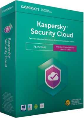 Kaspersky Software Security Cloud