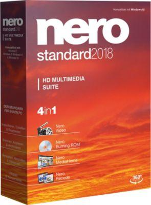 Nero AG Software Nero 2018 Standard