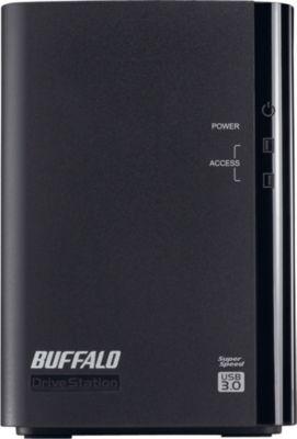 Buffalo Technology Festplatte DriveStation Duo ...