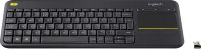 Logitech Tastatur Wireless Touch Keyboard K400 Plus - Preisvergleich