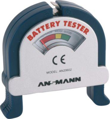 Ansmann Messgerät Batterietester 4000001