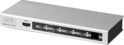 Splitter & Switches VS481A-AT-G HDMI Switch 4Port