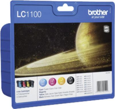 Tinte LC1100 Komplettset