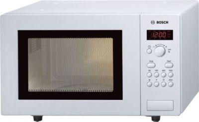 Bosch Mikrowelle HMT75M421 | Küche und Esszimmer > Küchenelektrogeräte > Mikrowellen | Weiß | Bosch