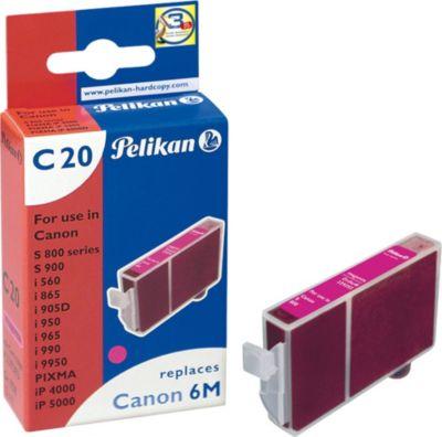 Pelikan Tinte C20 Magenta 339393