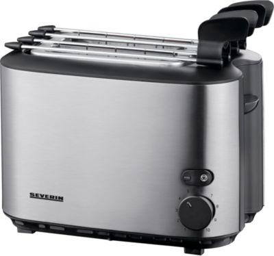 Toaster Automatik-Toaster mit Sandwich-Zangen AT 2516