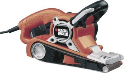 BLACK+DECKER Bandschleifer KA88 | Baumarkt > Werkzeug > Fräsen und Schleifer | Black | Black & Decker
