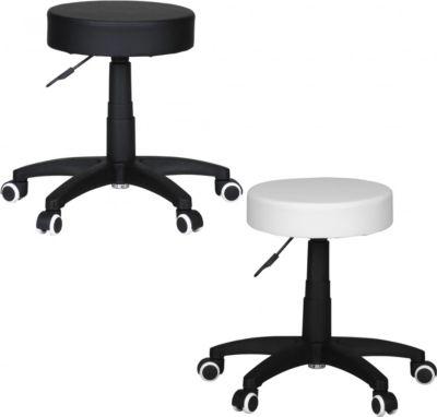 amstyle-hocker-leon-s-design-arbeitshocker-kunstleder-schwarz-sitzhocker-mit-rollen-rollhocker-gepolstert-ohne-lehne