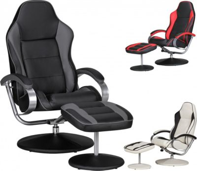 amstyle-fernsehsessel-sporting-tv-design-relax-sessel-racing-bezug-kunstleder-schwarz-rot-drehbar-mit-hocker-racer