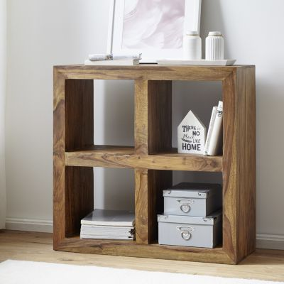wohnling-standregal-mumbai-massivholz-sheesham-82-cm-hoch-4-boden-design-holz-regal-naturprodukt-beistelltisch-landhaus-stil