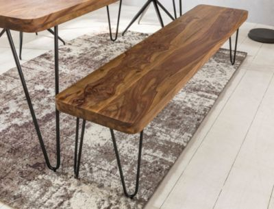 sitzbank holz 120 cm preisvergleich die besten angebote online kaufen. Black Bedroom Furniture Sets. Home Design Ideas