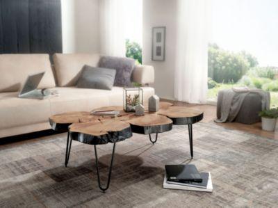 wohnling-wohnling-couchtisch-massiv-holz-akazie-115-cm-breit-wohnzimmer-tisch-design-metallbeine-landhaus-stil-beistelltisch