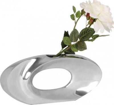 wohnling-wohnling-deko-vase-klein-ohio-s-aluminium-modern-mit-1-offnung-in-silber-niedrige-alu-blumenvase-handgefertigt-kleine-dekovase-fur-blumen