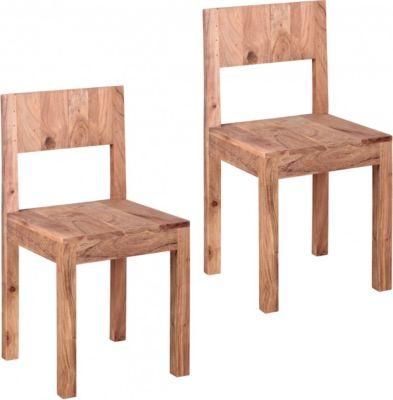 akazie stuhl preisvergleich die besten angebote online kaufen. Black Bedroom Furniture Sets. Home Design Ideas