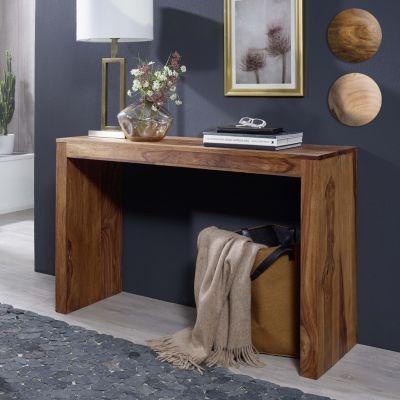 wohnling-wohnling-konsolentisch-massivholz-akazie-konsole-schreibtisch-115-x-40-cm-landhaus-stil-arbeits-tisch-naturholz-modern