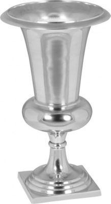 casablanca design vase aluminium preisvergleich die. Black Bedroom Furniture Sets. Home Design Ideas