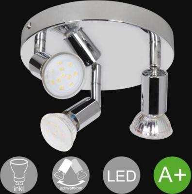 wohnling-3-flammige-led-deckenlampe-rondell-eek-a-inkl-3x3-watt-leuchtmittel-deckenleuchte-ip20-warmwei-diele-flur-gu10-fassung-led-spots-drehbar
