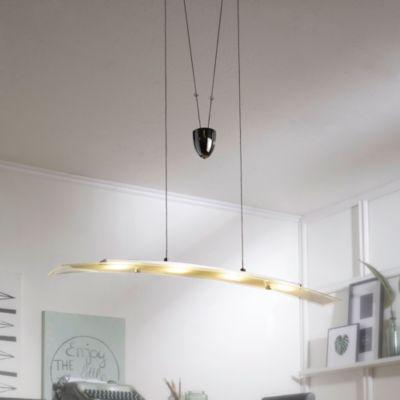 wohnling-wohnling-pendelleuchte-led-lampe-4-flammig-deckenleuchte-design-hangelampe-chrom-wohnzimmerlampe-modern-hangeleuchte