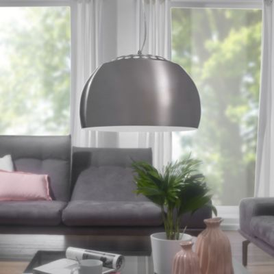 wohnling-design-pendelleuchte-stoni-32cm-hangelampe-mit-metallschirm-silber-lampe-mit-loft-flair-metalllampe-nickel-matt-1-flammig-deckenleuch