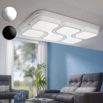 wohnling-design-led-deckenleuchte-geometric-deckenlampe-schwarz-48w-a-78x9x53-cm-design-lampe-4080-lumen-warmwei-leuchte-metall-mit-4-lichtfelde