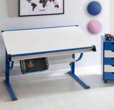 schreibtisch kinder preisvergleich die besten angebote. Black Bedroom Furniture Sets. Home Design Ideas