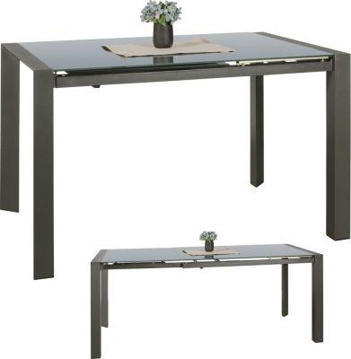 tisch esstisch weiss ausziehbar preisvergleich die. Black Bedroom Furniture Sets. Home Design Ideas