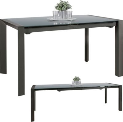 esstisch glas preisvergleich die besten angebote online kaufen. Black Bedroom Furniture Sets. Home Design Ideas