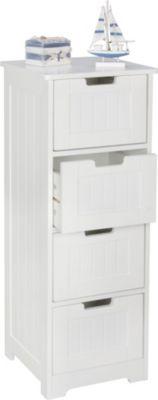 wohnling-design-badschrank-luis-landhaus-stil-mdf-holz-30-x-83-x-30-cm-wei-badezimmerschrank-klein-4-schubladen-beistellschrank-mehrzweckschrank