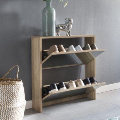 Schuhschrank Mit Spiegel Preisvergleich • Die besten Angebote online ...