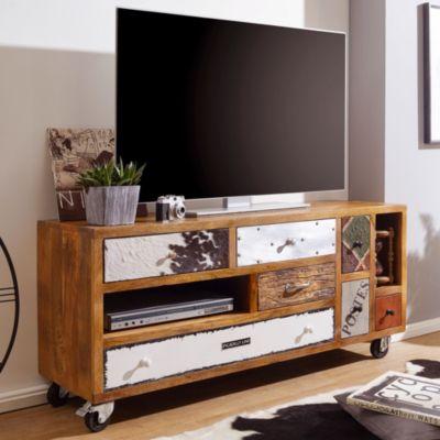 tv lowboard mit rollen preisvergleich die besten angebote online kaufen. Black Bedroom Furniture Sets. Home Design Ideas