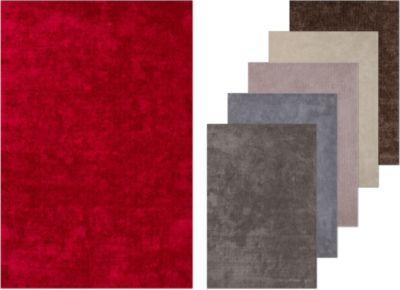 Kayoom Handgearbeiteter Hochflor-Teppich Velvet 500