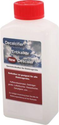 Entkalker (4x250ml = 1 Liter) für Kaffevollautomaten von Saeco, DeLonghi, Krups