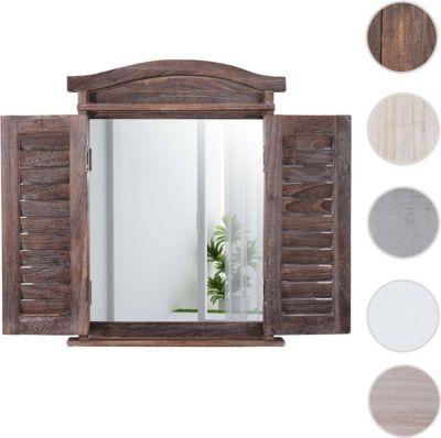 spiegel shabby g nstig kaufen. Black Bedroom Furniture Sets. Home Design Ideas