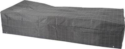 heute wohnen heute-wohnen Abdeckhaube Schutzplane Hülle Regenschutz für Sonnenliegen, 200x85x40cm