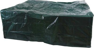 heute wohnen heute-wohnen Abdeckhaube Schutzplane Hülle Regenschutz für Garnituren, 260x260x90cm
