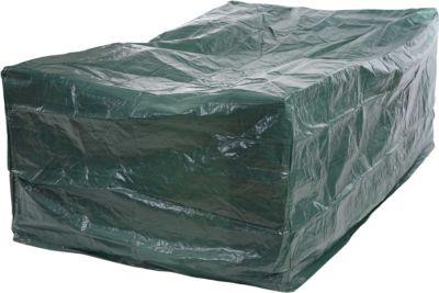 heute wohnen heute-wohnen Abdeckhaube Schutzplane Hülle Regenschutz für Tische, 240x140x90cm