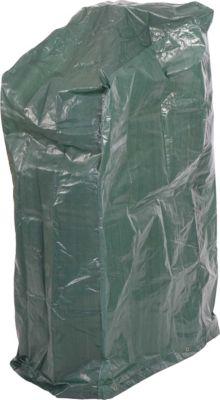 heute wohnen heute-wohnen Abdeckhaube Schutzplane Hülle Regenschutz für Stühle, 150x66x66cm