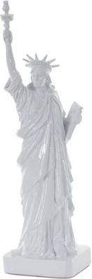 Deko Figur Freiheitsstatue 40cm, Polyresin Skulptur Amerika New York USA, In-/Outdoor