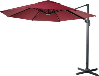 ampelschirm 3 5 rot preisvergleich die besten angebote online kaufen. Black Bedroom Furniture Sets. Home Design Ideas