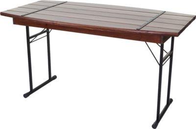 Gartentisch klappbar wetterfest  Gartentisch Oval, Klappbar Preisvergleich • Die besten Angebote ...