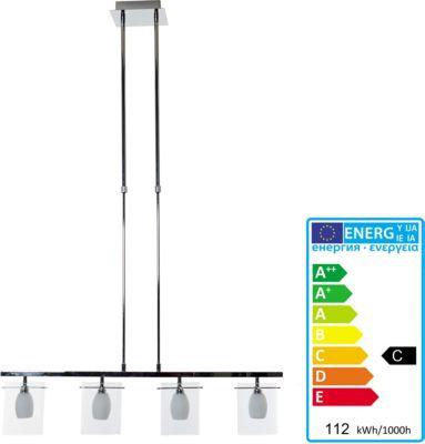 deckenlampe 4 flammig g9 preisvergleich die besten angebote online kaufen. Black Bedroom Furniture Sets. Home Design Ideas