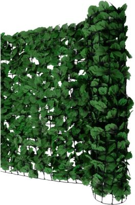 heute-wohnen Sichtschutz Windschutz Verkleidung für Balkon Terrasse Zaun | Garten > Zäune und Sichtschutz | heute-wohnen